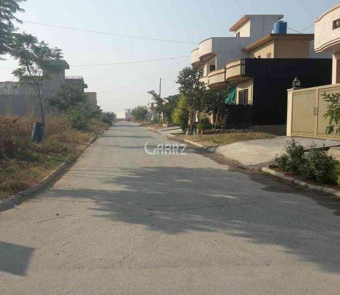 4 Marla Plot For Sale In DHA Phase 4  Block D, Lahore