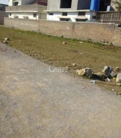 4 Marla Plot For Sale In UBL Housing Society, Lahore