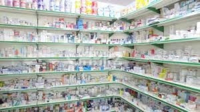 4050 Square Feet Shop For Sale In Main Temple Road, Abid Market, Lahore