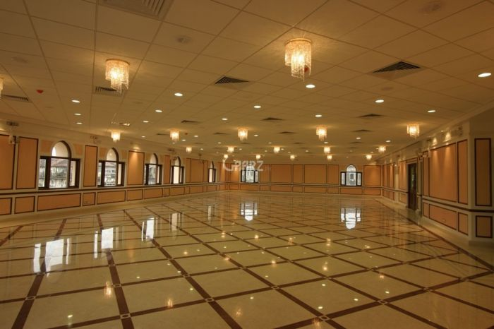 4500 Square Feet Hall For Rent In Johar Town,Lahore