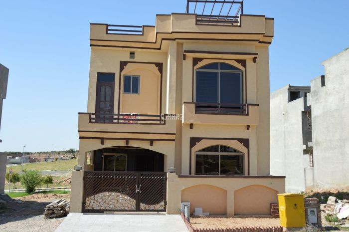 5 Marla House For Sale In State Life Cooperative Society