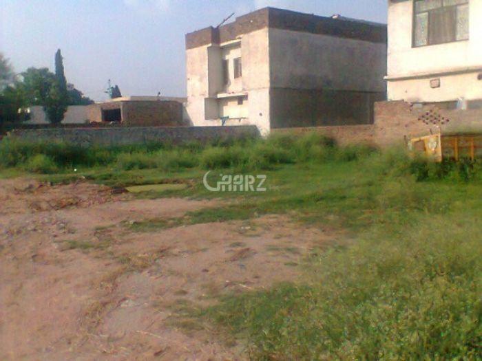 5 Marla Plot for Sale in Lahore Model Housing Scheme