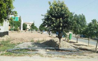 5 Marla Plot For Sale In Bahria Town, Karachi