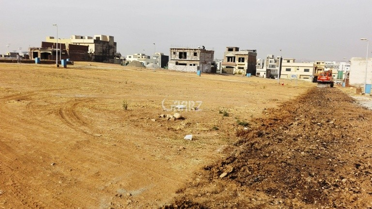 5 Marla Plot For Sale In DHA 9 Town - Block B,