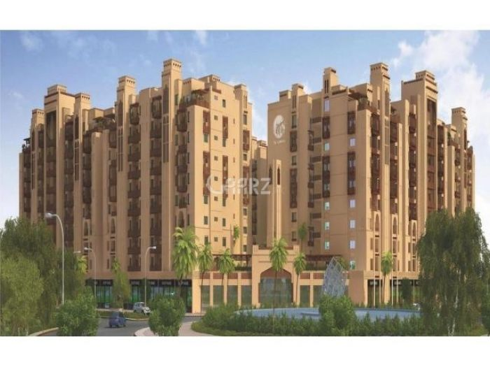 600 Square Feet Flat For Rent In DHA Phase 6, Karachi.