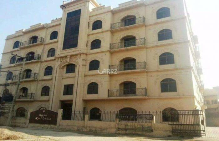 629  Square Feet Flat For Sale  In Bahria Town Phase 7,Rawalpindi