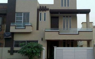 7 Marla Brand New House For Rent In Bahria Town Phase-8, Rawalpindi.