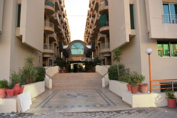 740 sq ft Flat for sale in F 11, Islamabad.