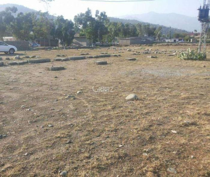 8  Marla Plot For Sale In  Taj Residencia Housing Society,Islamabad