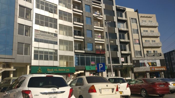 Commercial Shops Apartments for Sale Bahria Civic Center Phase 4, Islamabad.