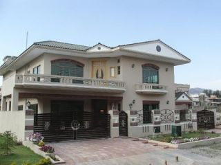 1 Kanal Bungalow For Rent In Block A, EME Society, Lahore