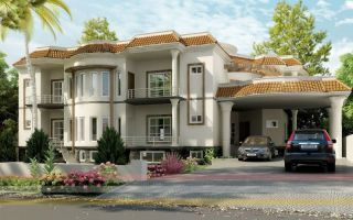 1 Kanal Bungalow For Rent In  Block D, DHA Phase 5,Lahore
