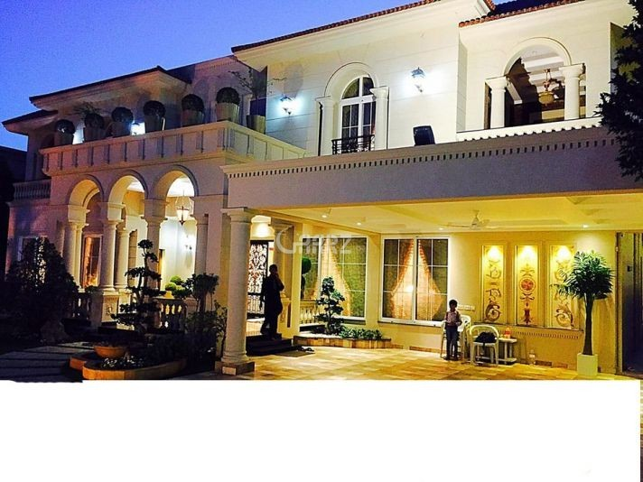 1 Kanal Bungalow For Rent In Block D DHA Phase 6, Lahore