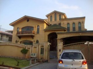 1 Kanal Bungalow for Sale in Lahore Block Aa, DHA Phase-4,