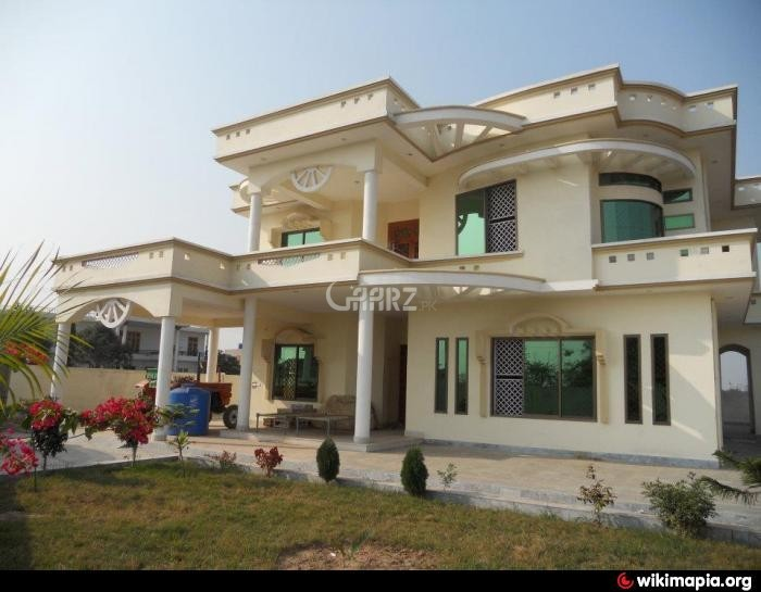 1 Kanal Bungalow for Sale in Lahore Model Town