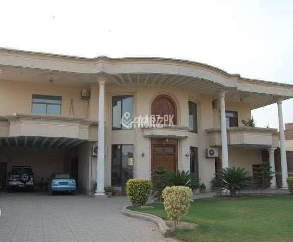 1 Kanal Bungalow For Sale In Block D, DHA Phase 6, Lahore