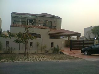1 Kanal Bungalow for Sale in Lahore Block H, DHA Phase-6