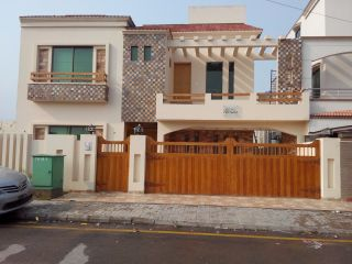 1 Kanal House For Rent In DHA Phase 6