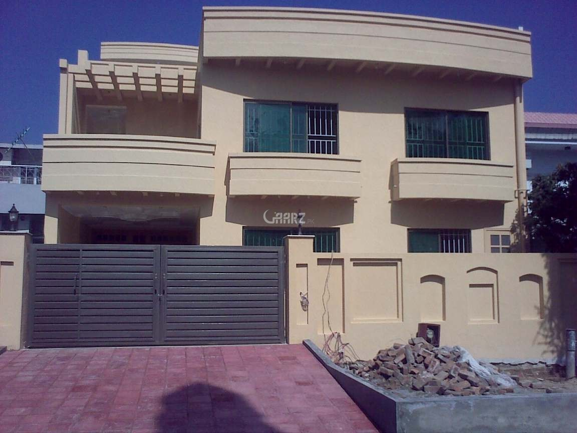 1 Kanal House For Rent In G-10, Islamabad