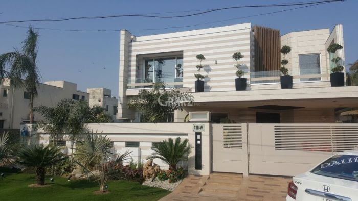 1 Kanal House for Sale in Lahore Eme Society Block D