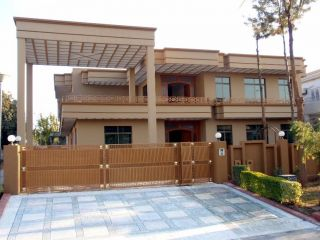 1 Kanal Lower Portion For Rent In Block G, EME Society, Lahore