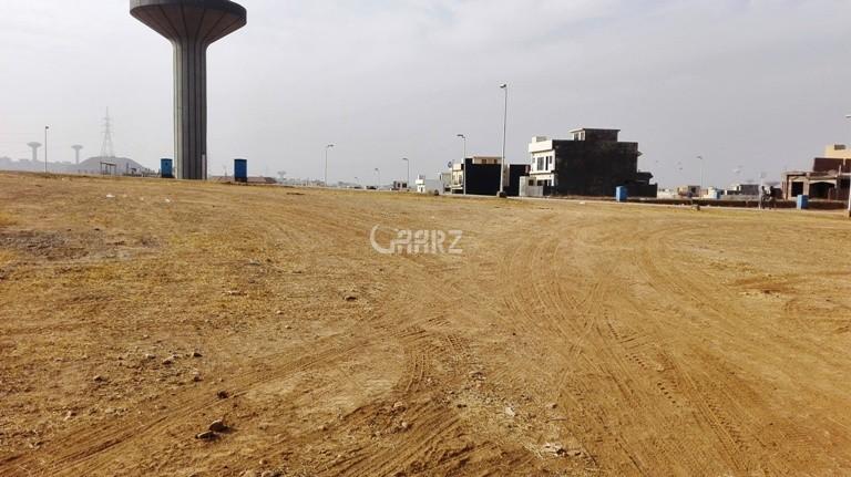 1 Kanal Plot For Sale In Bahria Town, Karachi