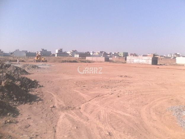 1 Kanal Plot For Sale In  Block D, DHA Phase 6, Lahore