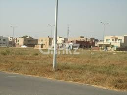 1 Kanal Plot For Sale In  Block F, DHA Phase 6, Lahore