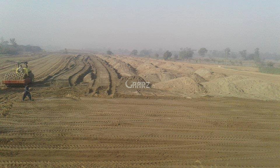 1 Kanal Plot For Sale In Block K, DHA Phase 6,  Lahore