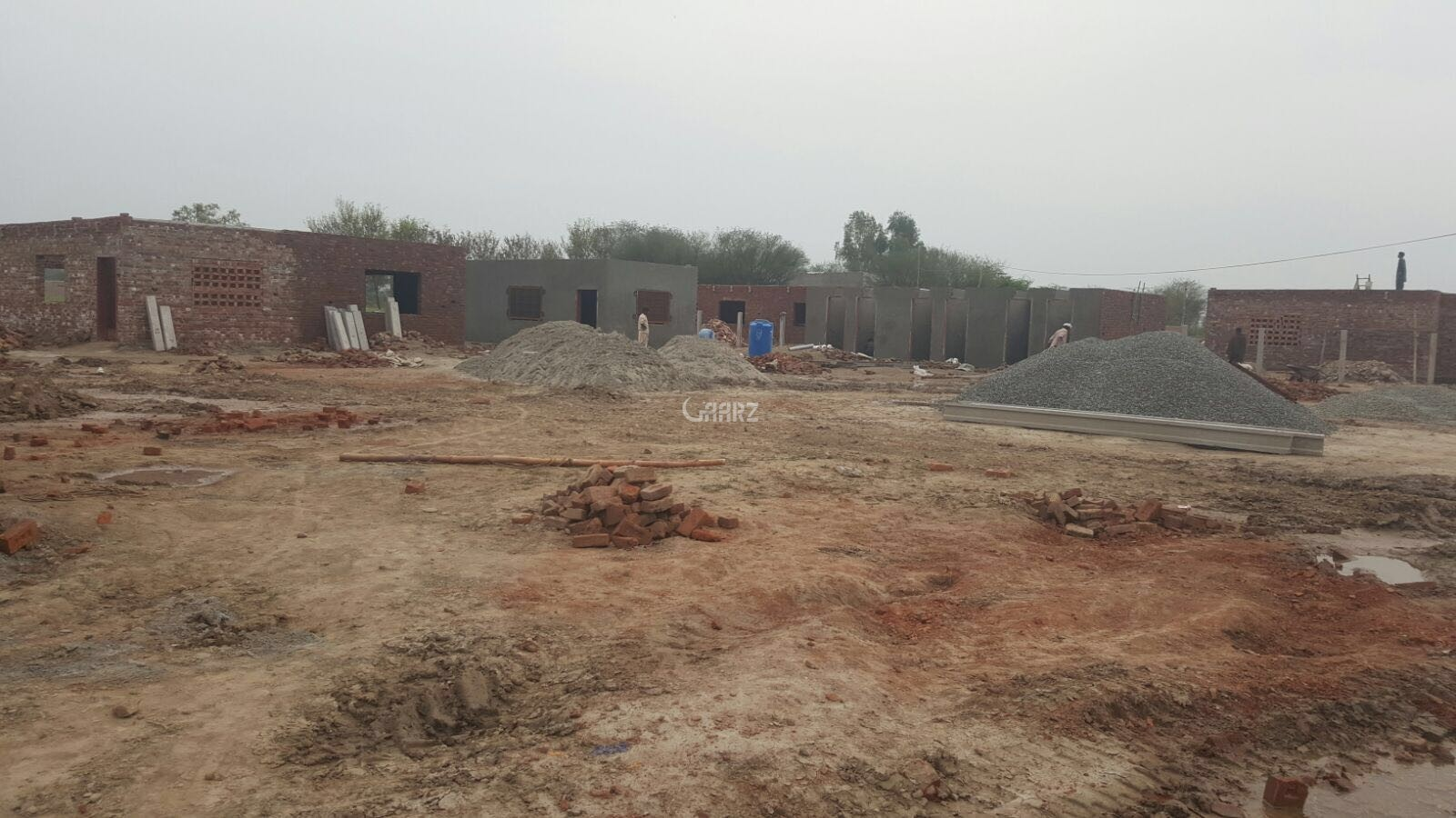 1 Kanal Plot For Sale In Block Q1, Wapda Town Phase 2, Lahore