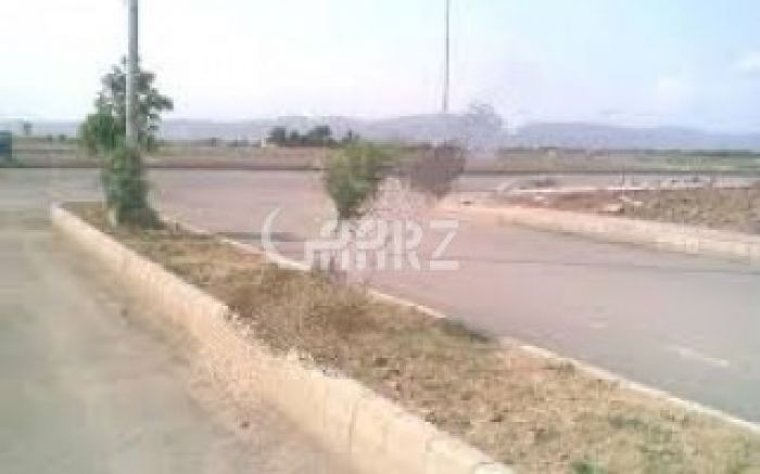 1 Kanal Plot for Sale in Islamabad E-13