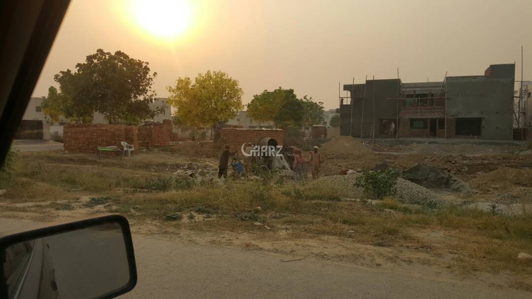 1 Kanal Residential Land for Sale in Lahore DHA Phase-6 D