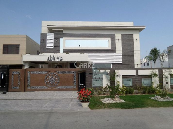 1 Kanal Upper Portion For Rent In  Block D, EME Society, Lahore