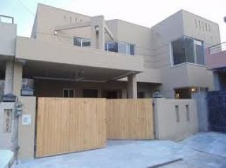 1 Kanal Upper Portion For Rent In  Block E, EME Society, Lahore