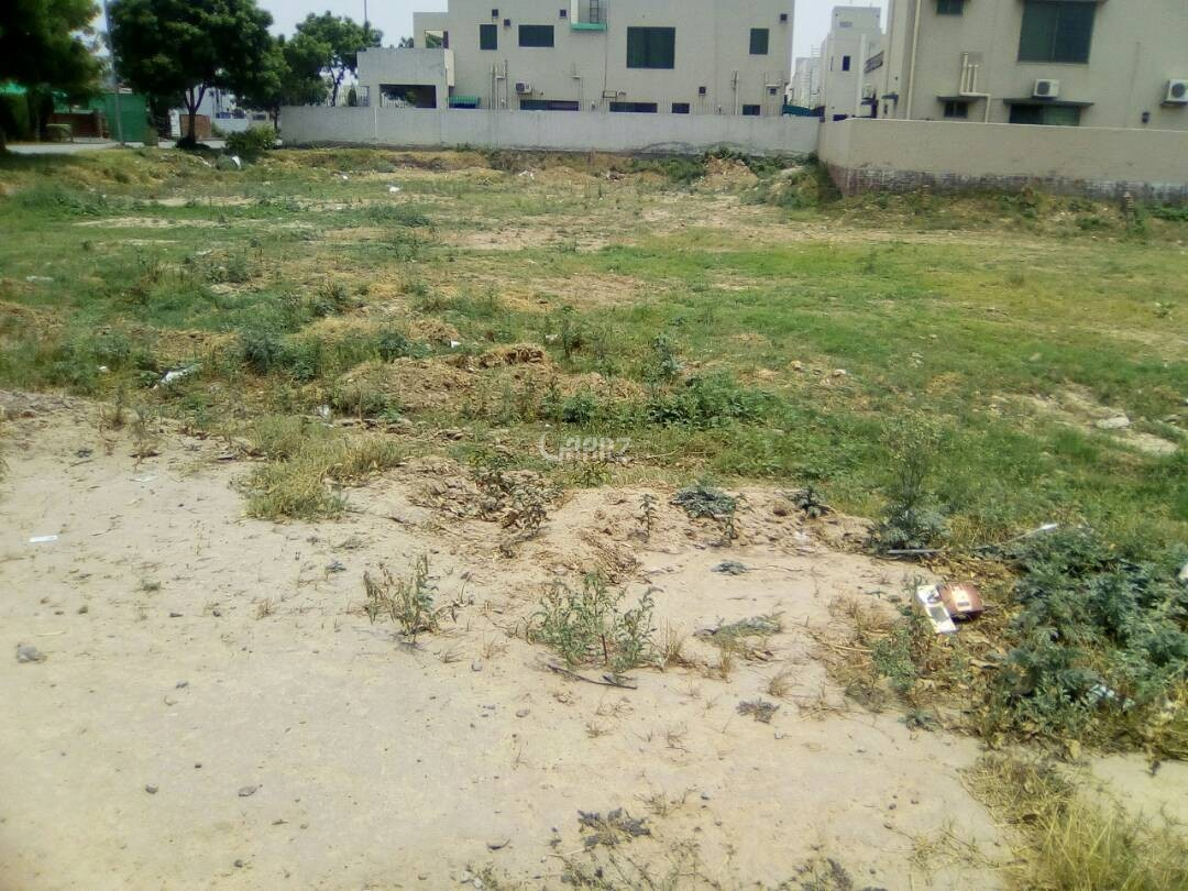 10 Marla Beautiful Plot For Sale Dha 9 Prism