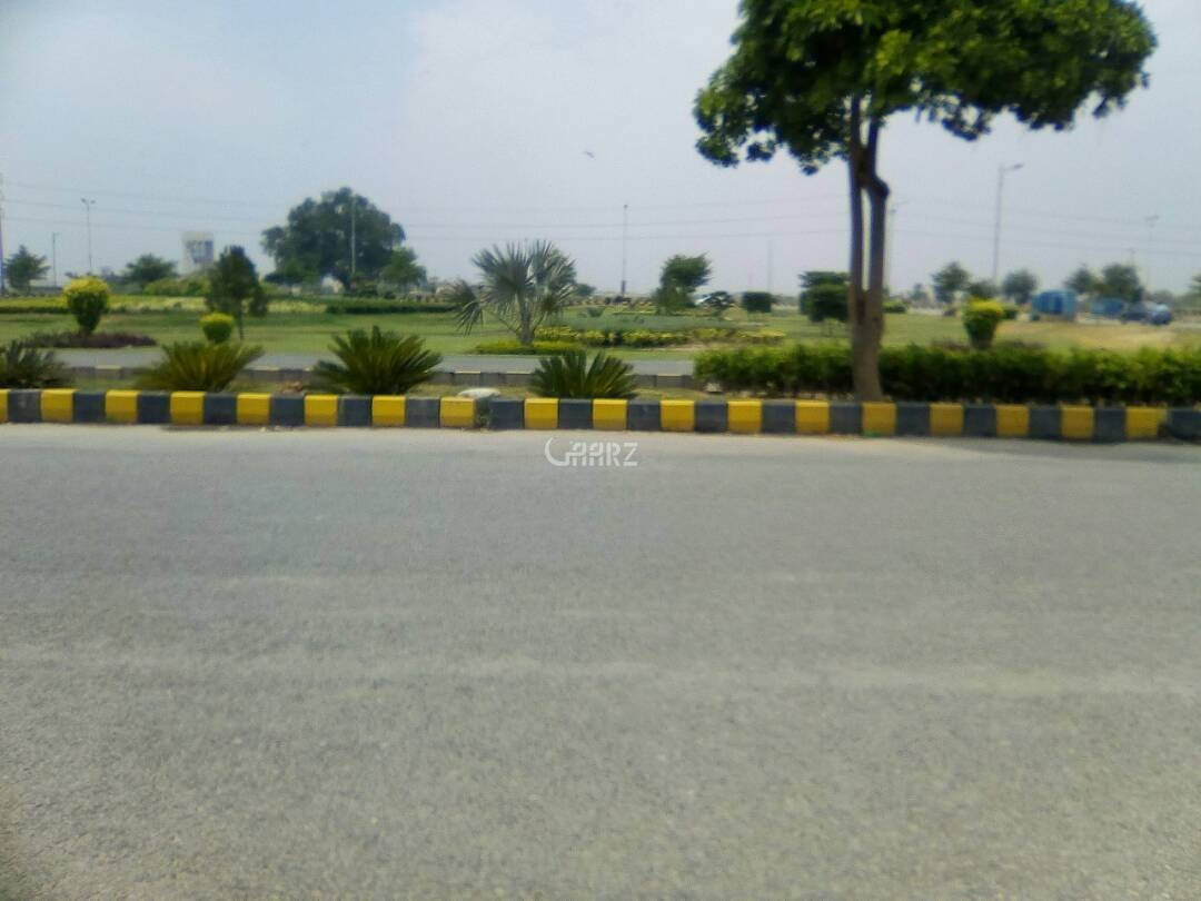 10 Marla Beautiful Plot For Sale Dha Phase 8 Block Of Z1
