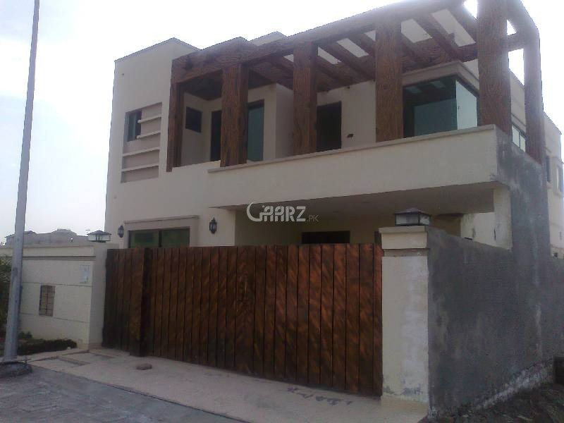 10 Marla House For Rent In Bahria Town  Overseas A, Lahore