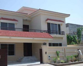 10 Marla House For Rent In  DHA Phase-5 Block K, Lahore