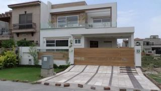 10 Marla House For Rent In  Phase 5 Block B, DHA Lahore.