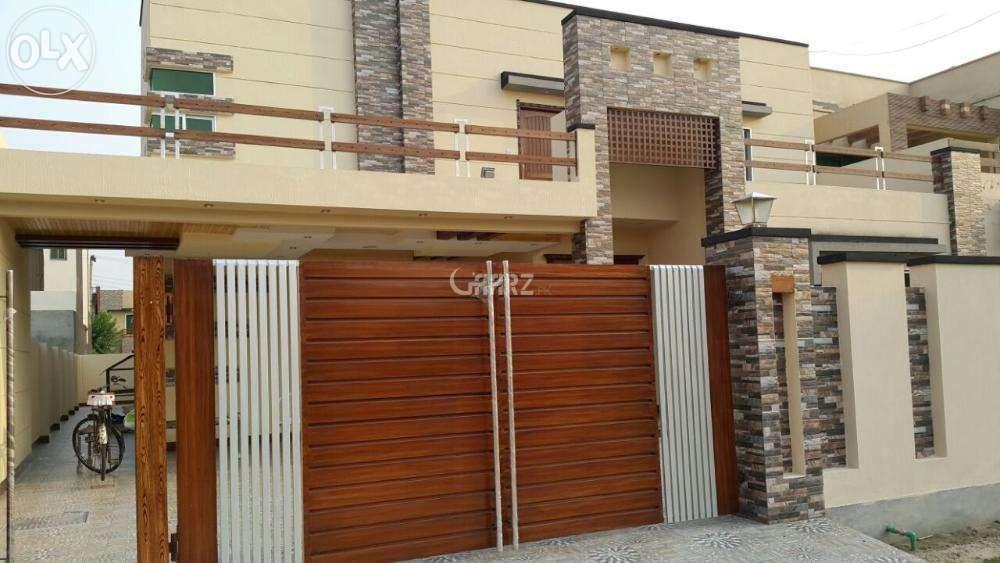 10 Marla House For Sale In Askari-X