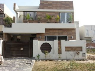 10 Marla House For Sale In  Block A, DHA Phase 5,,Lahore