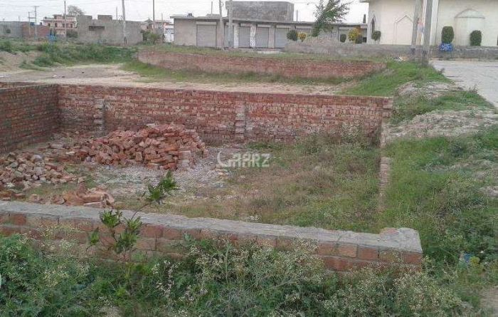 10 Marla Plot For Sale In DHA Rehbar, Lahore.