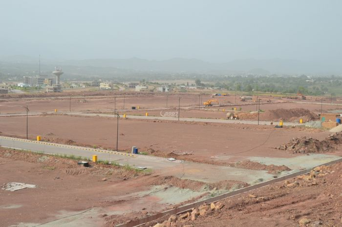 10  Marla Plot For Sale In D-17, Islamabad