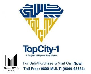 10 Marla Residential Land for Sale in Islamabad Topcity-1