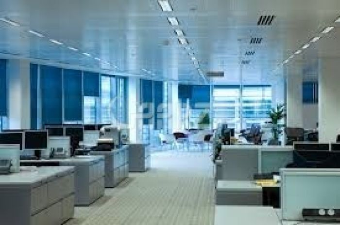 1070 Square Feet Commercial Office for Rent in Karachi Pechs Block-2