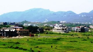 10.88 Marla Plot for Sale in Islamabad D-12/1