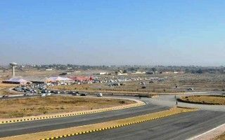 10.88 Marla Plot for Sale in Islamabad G-13/1