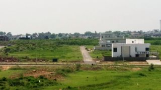 11 Marla Plot for Sale in Islamabad D-12/4