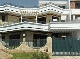 12 Marla House For Rent In Block J, EME Society, Lahore