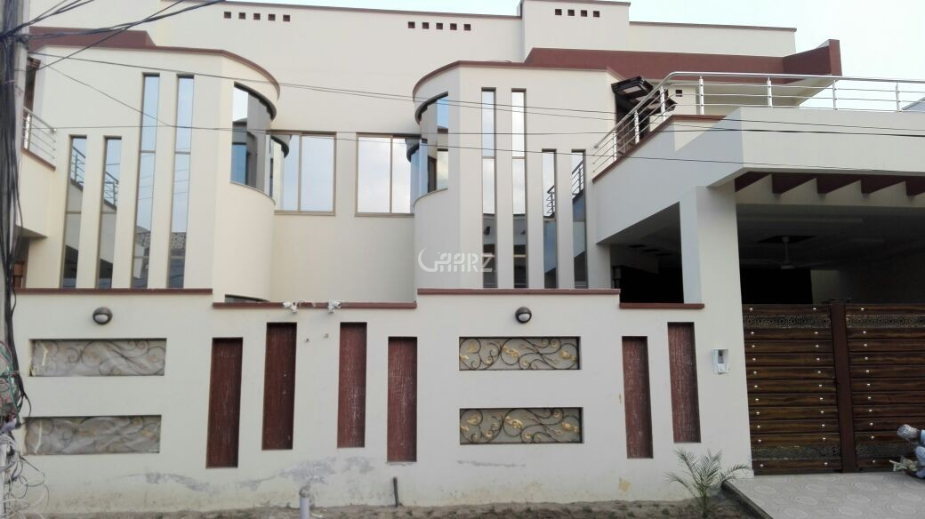 12  Marla  House  For  Rent  In  Gulraiz Housing Scheme, Rawalpindi